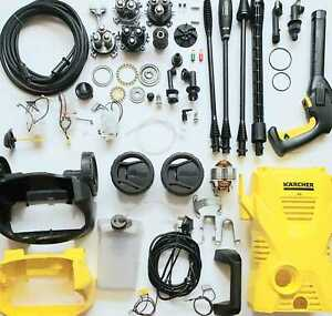 Original Karcher K2 Pressure Washer Parts & Accessories in Good Used Condition