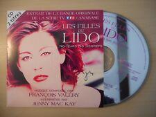 FRANCOIS VALERY : LES FILLES DU LIDO (SERIE TF1) *2 TITRES* [ CD SINGLE PROMO ]