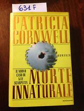 Patricia CORNWELL - MORTE INNATURALE il nuovo caso di Kay Scarpetta - MONDADORI