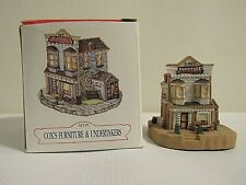 Cox's Furniture & Undertakers Americana Collection Ah38 (Lot #1)