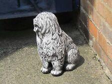 More details for old english sheepdog (concrete garden ornament)