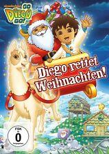DVD * GO, DIEGO ! GO! - DIEGO RETTET WEIHNACHTEN  # NEU OVP =