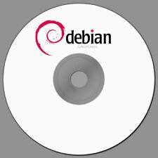 "Latest New Debian Linux Live 9.3 ""KDE"" DVD 32 / 64 Bit OS Operating System"
