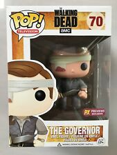 Funko Pop The Governor Exclusive. The Walking Dead Limited Edition Collectible