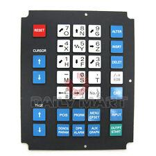 NEW Fanuc A98L-0001-0518#M Membrane Operator Keypad Keysheet Keyboard