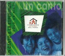 Un Canto A La Esperanza Fundación Por Los Ninos Del Peru Latin Music CD