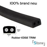 "60"" EPDM Rubber Front Bulkhead Rail Seal For Camper Shell Topper Truck Cap"