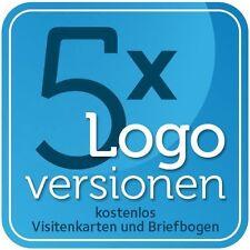 LOGO Design - FIRMENLOGO - 5x LOGO VERSIONEN - Unbegrenzte Korrekturen