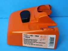 STIHL CHAINSAW 026 PRO AIR FILTER COVER NEW # 1121 140 1904 CARBURETOR BOX COVER