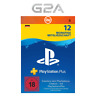PSN Karte 365 Tage Playstation Plus - 12 Monate [DE] Key PSN Network 1 Jahr PS4