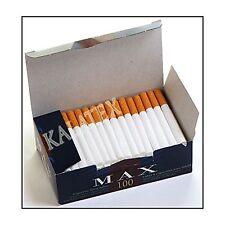 MAX lot de 1000 tubes à cigarettes