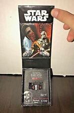 Kohls Exclusive Star Wars BB-8 Stainless Steel Men's Spinner Ring Size 10 IN BOX