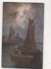 Towards Woolwich Van Hier [Tuck 2686] Vintage Postcard 864a