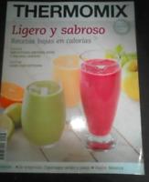 Revista Thermomix Ligero y sabroso