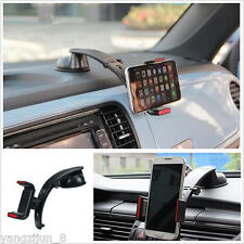 360° Adjustable Car Dashboard Windscreen Mount Holder Stand For Cell Phone GPS