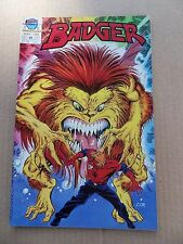 The Badger 35. First . 1988 -  VF