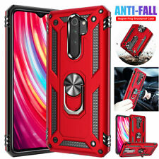 Magnetic Ring Holder Case for Redmi 8A Note 8 7 /Xiaomi Note 10 Hard Armor Cover