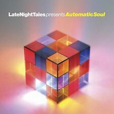 Groove Armada - Late Night Tales Presents Automatic Soul [New CD] Jewel Case Pac