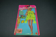 Old Clothing Clothes Dressed Barbie Mattel 1994 sub Blister