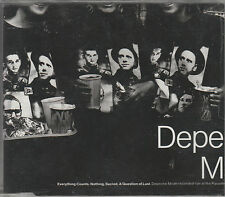 Depeche MODE CD-single Everything Counts (C) 1988/3 pouces