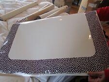 Pottery Barn Teen Dry Erase Door Wall Decal mini dot plum New