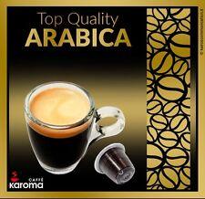 10 Capsules Compatible Nespresso Machines! New! (Arabica) 2-3 Day Delivery!