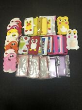 26 Pcs LOT ipod touch 4th generation Hard & Soft Silicone Case  For Apple