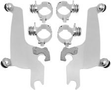 04-09 VTX1300C Memphis Shades Polished Trigger-Lock Kit for Sportshield  MEM8925