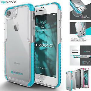 iPhone 8 Case X-Doria ImpactPro Series Military Grade Extreme Impact Protection