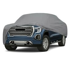 [PSD] Supreme Full Truck Cover for 2016-2021 GMC Sierra 1500 Crew Cab 6.5' Bed