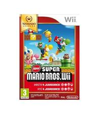 Super Mario Bros Selects Nintendo Wii 045496402112
