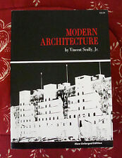 Modern Architecture Vincent Scully vincent scully | ebay