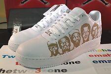 Nike Air Force 1 Supreme '07 Original Six Players sz 11 one lebron jordan xi