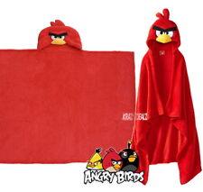 Angry Birds in Pile con Cappuccio aperto CAPE nuove regalo Vai
