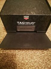 Genuine Modern TAG Heuer Special Edition Avant Garde Watch Presentation box