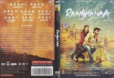 Raanjhanaa (Hindi DVD) (2013) (English Subtitles) (Brand New Original DVD)