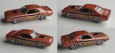 Hot Wheels - ´70 / 1970 Dodge Hemi Challenger kupfermet. ERROR!