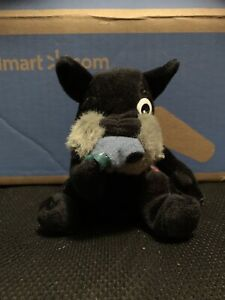 Digger the Snottish Terrier Meanies Bean Bag Plush - Series 2