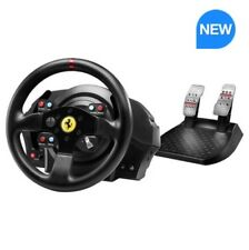 THRUSTMASTER 4168050 T300 FERRARI RACING WHEEL & PEDALS FOR PC, SONY PS3, PS4