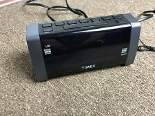 TIMEX T235Y Digital Tuner Alarm Clock Radio With Big Display MP3 Line in/Radio