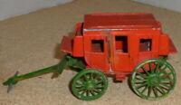 Vintage metal Stagecoach  - Crescent