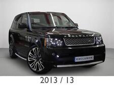 2013 13 Land Rover Range Rover Sport 3.0SDV6 Autobiography Sport 5dr 4WD