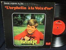 "Bande Originale du Film ""L'Orphelin A La Voix D'Or"" LP Canada Press"