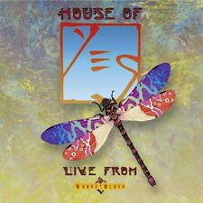 YES - House Of Yes - Live From House Of Blues, 2 Audio-CDs