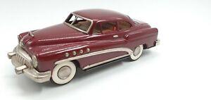 Tin Toy Marusan - 3203 - Car Buick Roadmaster 2-door sedan - 1950-1959 - Japan