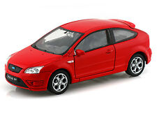 WELLY 1:32 DISPLAY FORD FOCUS ST Diecast Car Red