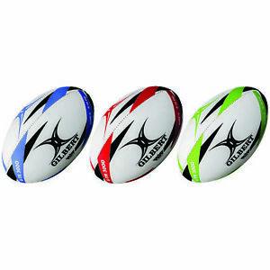 GILBERT RUGBY BALL G-TR3000 -TRAINING BALL SIZES 3, 4 & 5