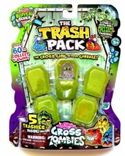 Trash Pack Gross Zombies 5 Pack by Trash Pack