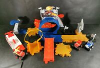 Blaze And The Monster Machines Monster Dome Playset With Blaze Crusher Complete