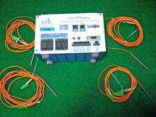 STIL CCS CCSX-100-N1 prima 4 chromatic confocal  sensor with 4pcs ENDO 1.2